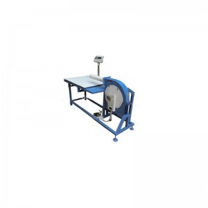 KNW006A(standard)  semi-auto pillow filling machine