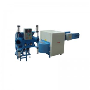 KNW003F-1A Double filling machine